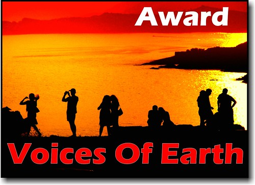 Voices Of Earth-award