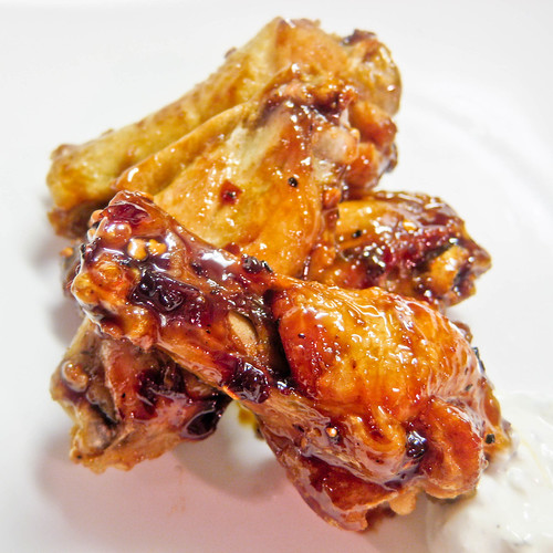 Post image for Game Day Grub: Spicy-Sweet Adobo Wings
