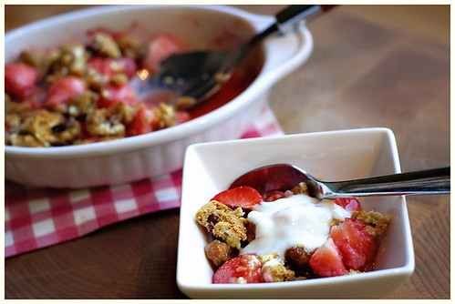 Strawberry Crunch