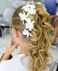 penteados soltos de noivas