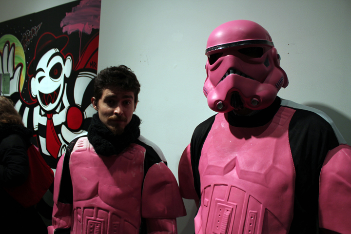 2011/01/12 Gay Stormtroopers