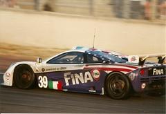 McLaren F1 GTR - Le Mans 1996 (mendaman) Tags: de automobile 1996 f1 mans le mclaren hour bmw hours 24 24hour hrs 24hours gtr aco 24hr louest
