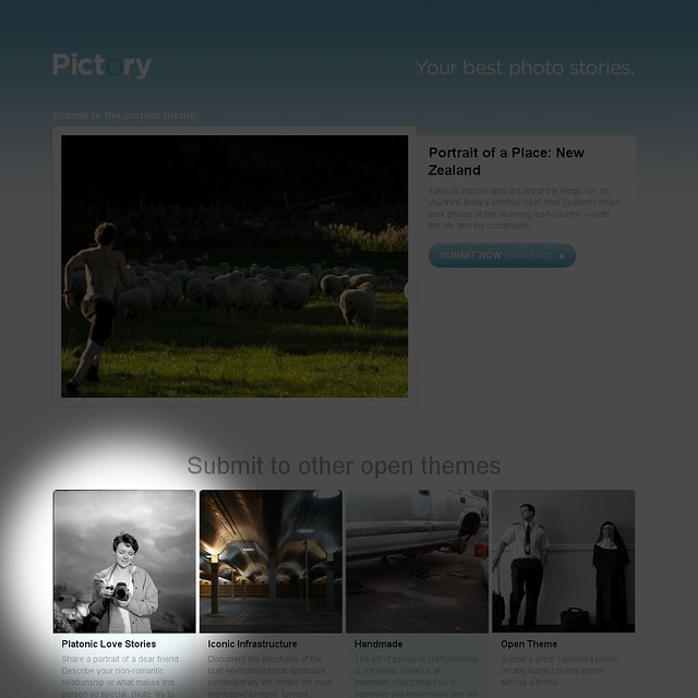 Featured on Pictorymag