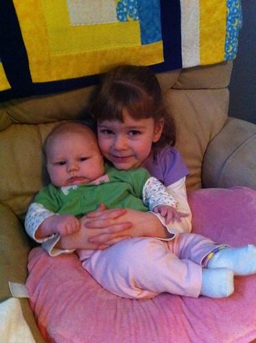 Hadley and Ana