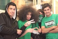 !   ...     (H) (AlQataria) Tags: green guys saudi saudiarabia qatar ksa  2011   ksha     souqwaqif  alqataria  noorsaleh  asiancup2011