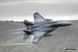 McDonnell Douglas Boeing F15E Strike Eagle 97-0217