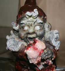 Creepy Gnome (close-up)