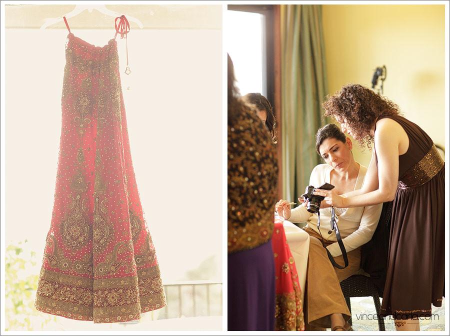 dress wedding indian hindu show photo
