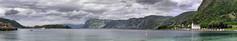 Panorama in Selje, Sogn og Fjordane, Norway (vojtech dvorak | nekonecna pohoda) Tags: norway geotagged nor sognogfjordane selje geo:lat=6204576909 geo:lon=534828186