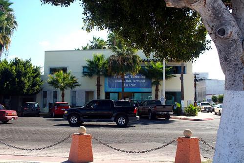 La Paz - Bus Depot