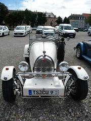 Bugatti (kity54) Tags: auto old italien white cars car automobile cité voiture course panasonic coche older bugatti blanc italie dmc ancienne ancien mulhouse tacot автомобиль biplace véhicule worldcars tz5