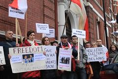IMG_1298 (czalex) Tags: uk london embassy solidarity belarus lukashenko belarusians