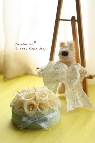 天使媽媽代製母乳皂 008