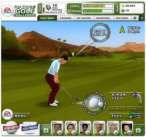 PGA Tour Challenge