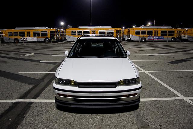 Fs 1991 Honda Accord Wagon With H22 Unofficial Honda