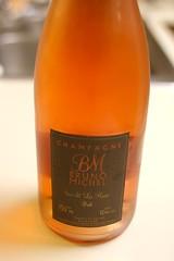 "Bruno Michel ""Les Rose"" Brut Rosé Champagne"