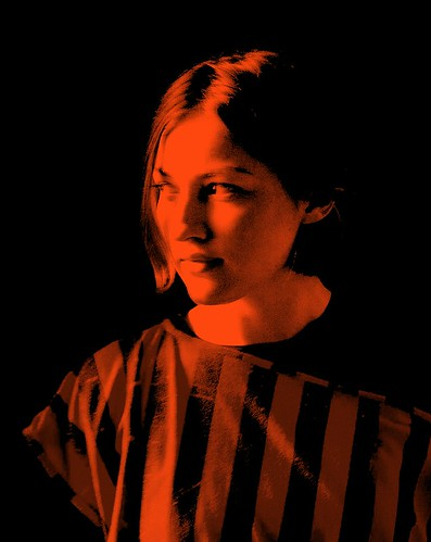 kelly macdonald pics. kelly macdonald. original pic robbed from net, experiments with colour, contrast etc.