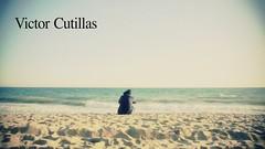 Calma Aparente (Luis Hernandez - D2k6.es) Tags: barcelona sea en sun luz beach water contraluz mar reflex video agua nikon bcn playa off flare poesia voz cortometraje corto texto badalona montgat d90