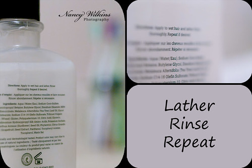 20/365 lather rinse repeat