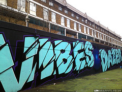 Vibes and Daze. RT (joeppo) Tags: london graffiti crew rt represent stockwell ldn
