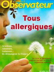 Le nouvel Observateur - Tous allergiques