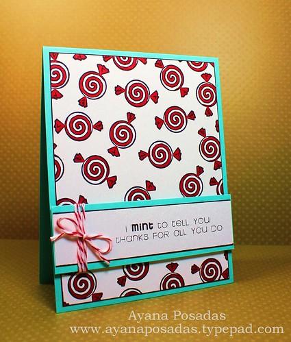 Mint Card (2)