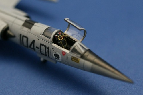 Revell 1/144 - F-104 Starfighter - Spanish Air Force - Complete - 2