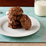 Triple Threat Rocky Road Cookies