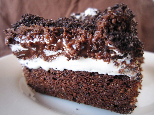 A slice of dirt cake, take two