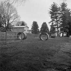 playground. (brian hefele) Tags: school playground concrete md play tube tubes maryland middletown elementary