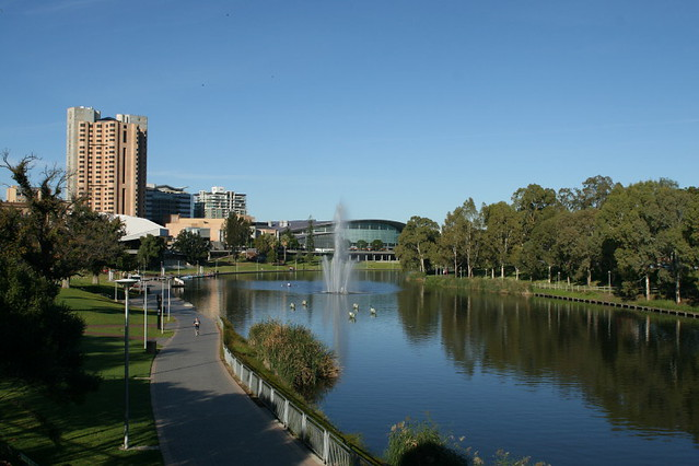 Torrens by day