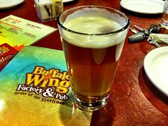 After softball Raging Bitch at the Buffalo Wing Factory (_BuBBy_) Tags: india beer buffalo factory wing ale pale bitch after belgian ipa softball raging
