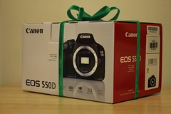 My new camera.. (Huda al3udah) Tags: canon  550d