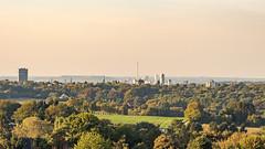 Skyline Bochum (martin.mois) Tags: bochum exzenterhaus skyline sonnenuntergang sunset stiepel bottrop