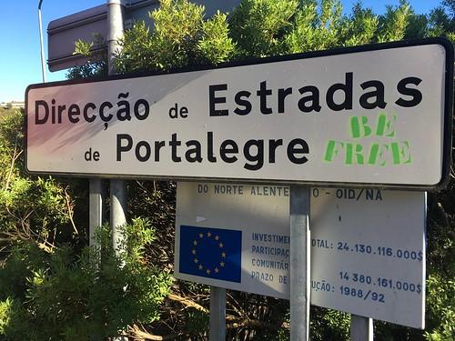 Direcção de Estradas de Portalegre