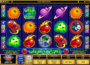 What on Earth slot game online review