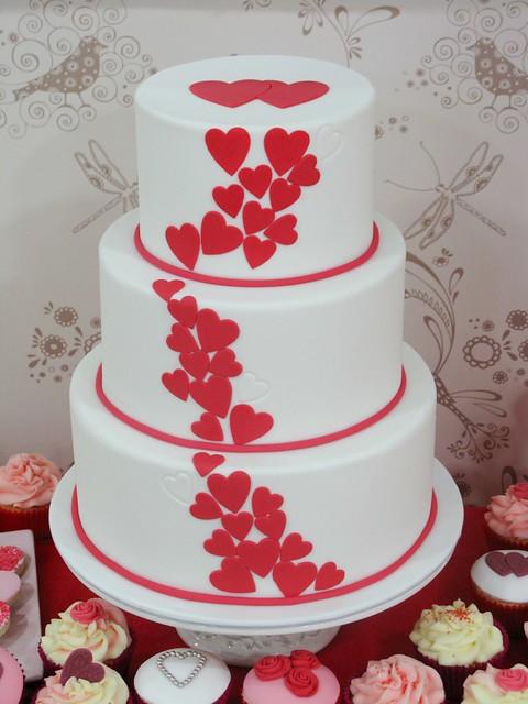 Valentines cake-1