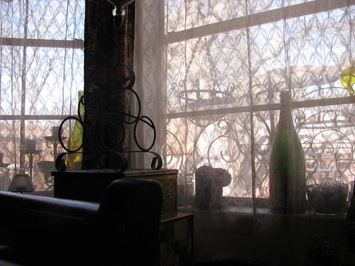 Moody Window