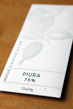 Rogue Piura chocolatier
