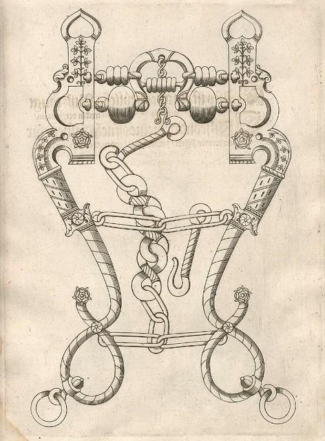 Pferdegebisse by Mang Seuter, 1614 (13)