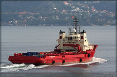Northern Genesis (Aviation & Maritime) Tags: norway offshore bergen supply trico tricosupply northerngenesis