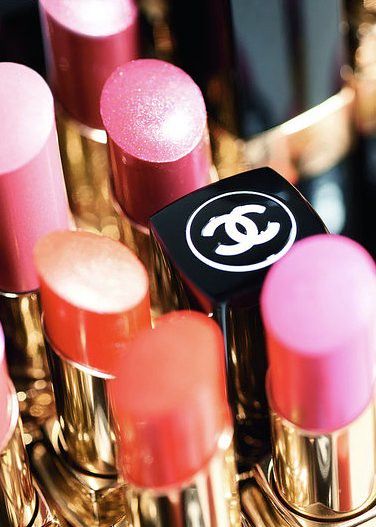 Chanel Rouge Coco Shine - новая серия помад Rouge-Coco-Shine-Chanel-2