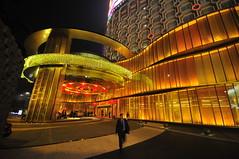 Macau- Magnificent entry to Lisboa casino (Uros P.hotography) Tags: world china road