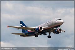 Aeroflot - VP-BWG - A319-100 (Aviation & Maritime) Tags: airbus osl gardermoen a319 319 engm airbus319 areoflot a319100 russianairlines airbus319100 osloairportgardermoen vpbwg 319199