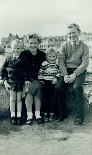 Fraser Family 1960s