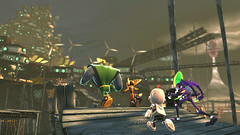 Resistance 3 and Ratchet & Clank: All 4 One Come to London