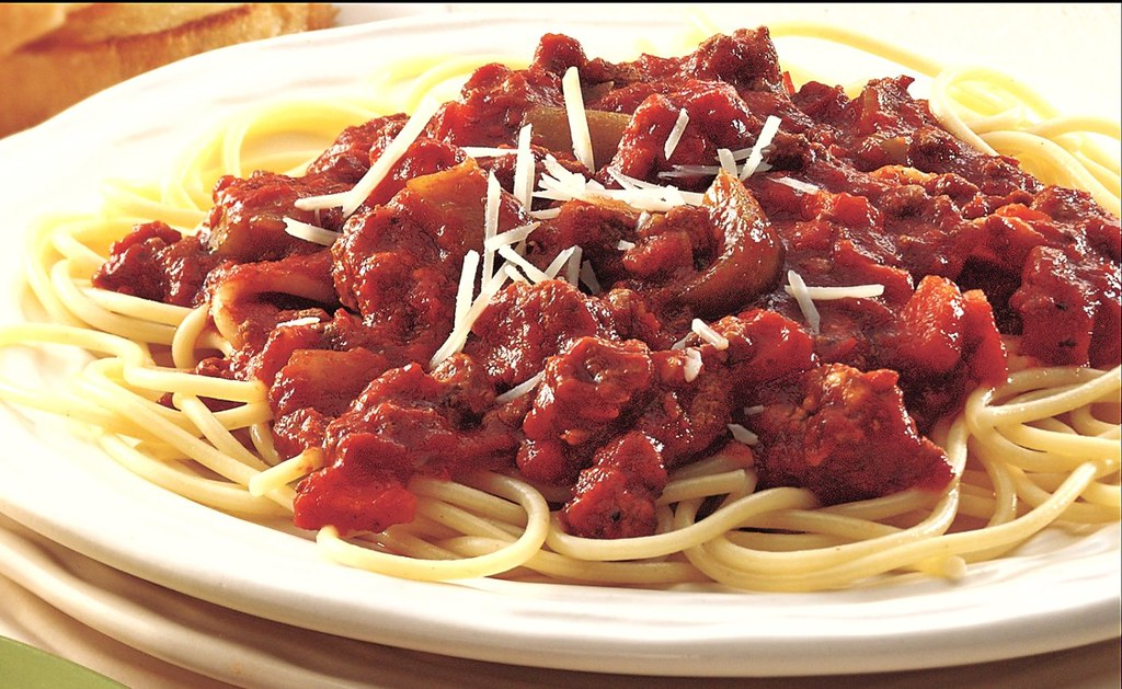Slow Cooker Spaghetti Sauce Recipe