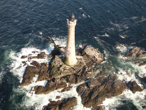 Skerryvore – often describes as the most beautiful lighthouse in the world.