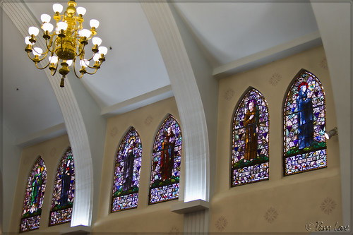Our Lady of Perpetual Help windows