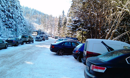 Parking Borovets